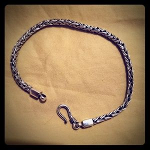 Real Sterling Silver Bracelet from Bali